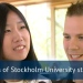 Voices of Stockholm University students (image)