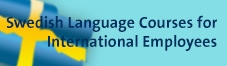 Swedish courses for international employees