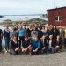 Impact of climate change on the marine environment, group picture at Askö