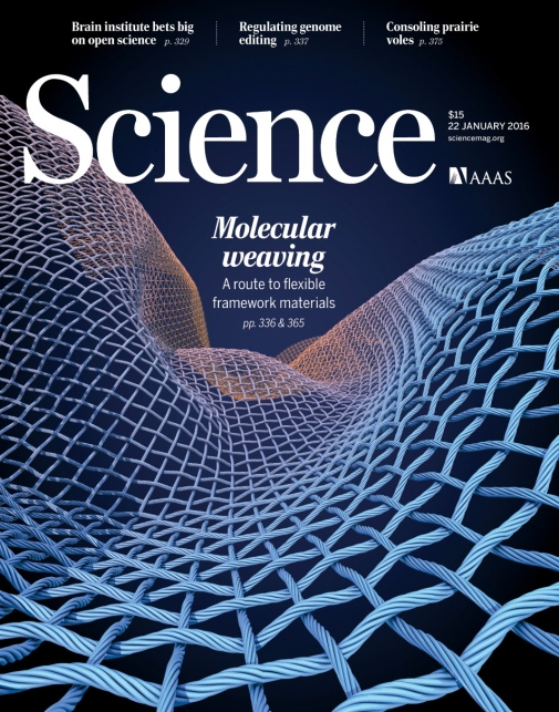 Reprinted with permission from AAAS. www.sciencemag.org