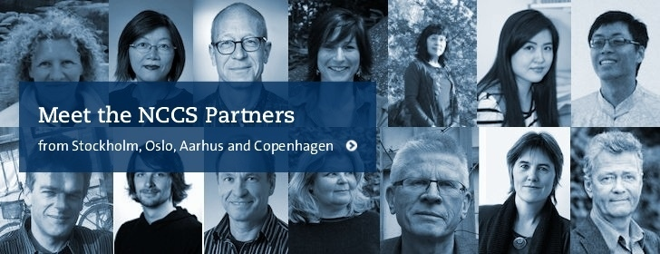 Meet the NCCS Partners