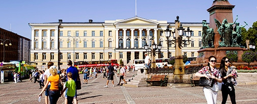 University of Helsinki. Photo: Linda Tammisto