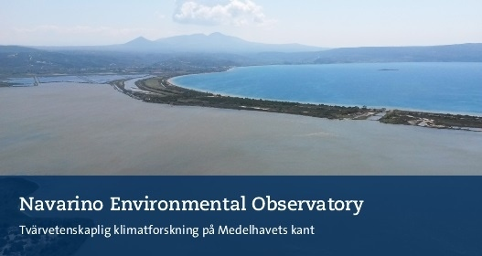 Strategiska Partnerskap: Navarino Environmental Observatory, Photo: mediabank