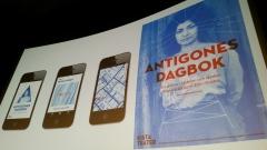 Pjäsen Antigone i regia av RATS Teater var ett exempel som lyftes.