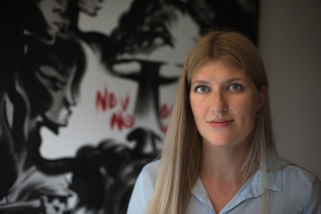 Beatrice Fihn Foto:ICAN