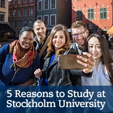 Five Reasons to Choose Stockholm University