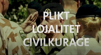 Plikt, lojalitet, civilkurage?