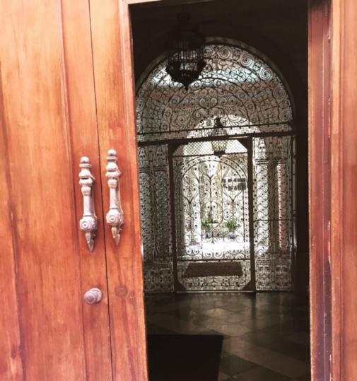 Sevilla, Spanien av Maria Högemark