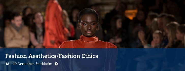 Fashion Aesthetics/Fashion Ethics 18 – 19 december. Mostphotos