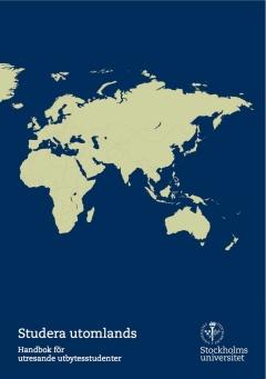 Studera utomlands, handbok för utresande utbytesstudenter