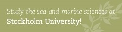 Study the sea and marine sciences