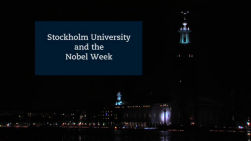 Nobel Week in Stockholm
