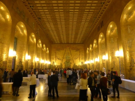 Golden Hall in the City Hall