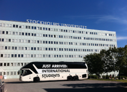International Students at Stockholm University