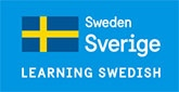 Learning Swedish website