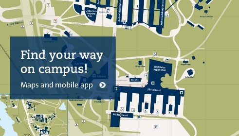 Help to navigate around the campus