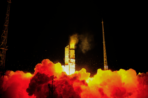 ESA–Stephane Corvaja, 2016 Description Sentinel-3A – the first in the two-satellite Sentinel-3 mission – lifted off on a Rockot launcher from the Plesetsk Cosmodrome in northern Russia at 17:57 GMT (18:57 CET) on 16 February 2016.