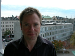 Dr Thomas Borén, Department of Human Geography, Stockholm University