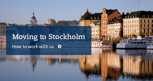 Moving to Stockholm? Relocation information