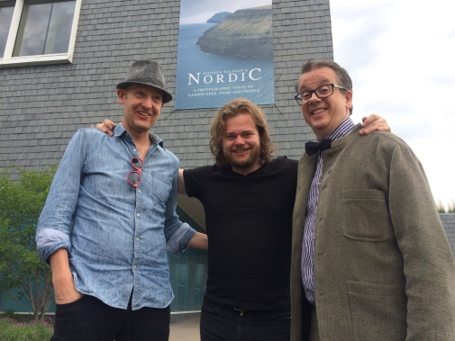 Scott Pollock, Director of the American Swedish Institute, invited Chef Magnus Nilsson and Associate Professor Richard Tellström from Stockholm University to a conference on Nordic food culture in Minneapolis.