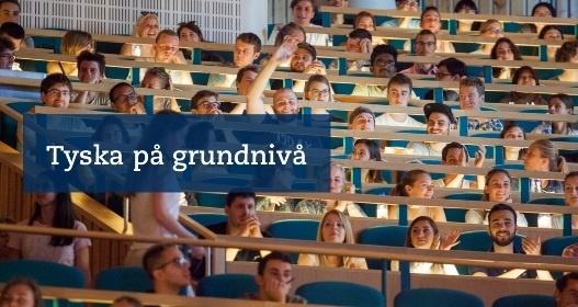 Tysk grammatik, 7,5 hp - Institutionen för slaviska och