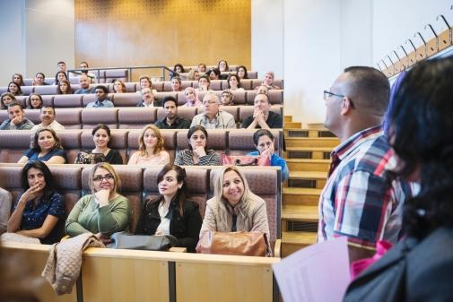 lärare på universitet