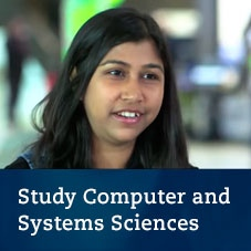 """I've learnt so much"" – Study Computer and Systems Science in Stockholm!"