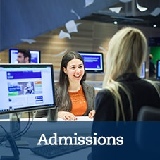 Admissions to Stockholm University