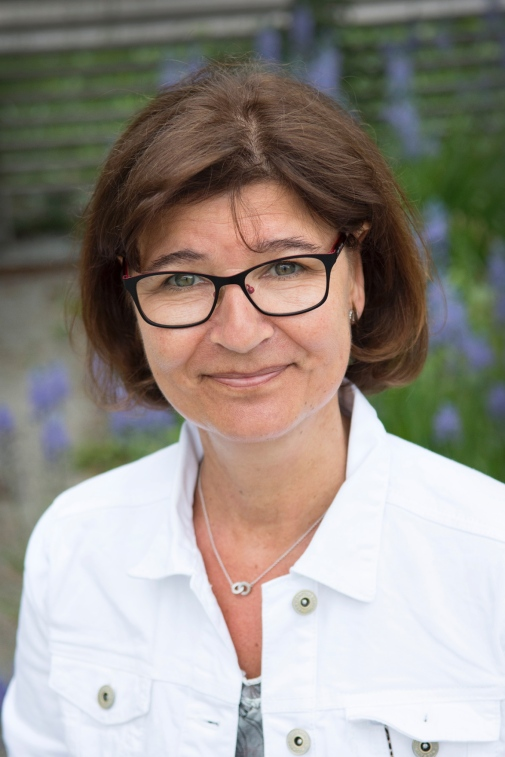 Marie Högström, Head of the Human Resources office. Photo: Anna-Karin Landin