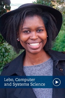 Lebo, lebogang, alumni, computer and systems sciences, stockholm university