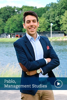 Pablo, alumni, management studies, stockholm university