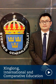 Xinglong, international and comparative education, stockholm university