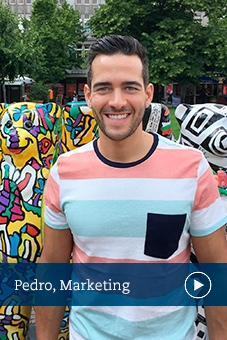 Pedro, alumni, marketing, master, stockholm univeristy