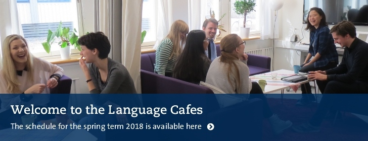 Welcome to the language cafes