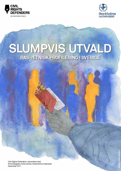 Slumpvis utvald. Illustration: Ossian Theselius