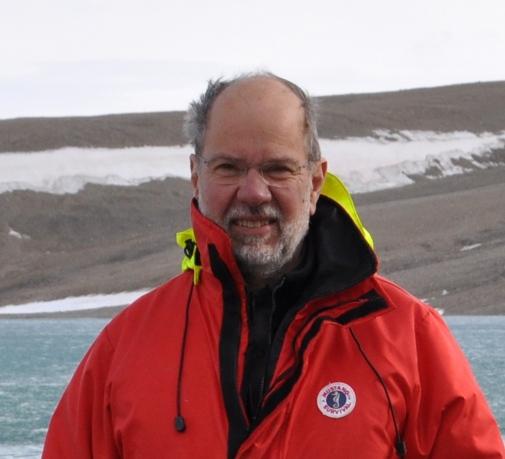 Derek Muir blir ny gästprofessor vid Institutionen för miljövetenskap och analytisk kemi (ACES). Foto: Privat