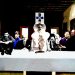 The First Supper of the Singularity. Digital image by Praba Pilar. Courtesy of Praba Pilar.