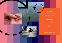 Helio. Poster by Emmeli Person