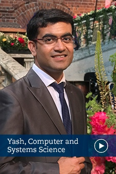 Yash, Computer and Systems Science