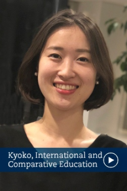 Kyoko, International and Comparative Education