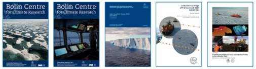 Cruise reports covers
