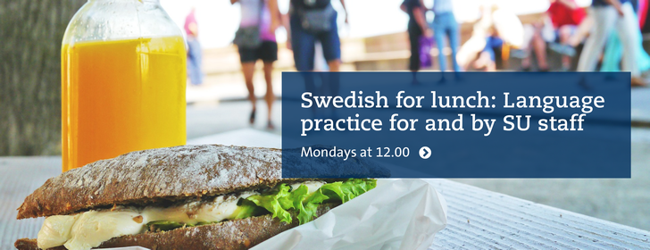 Swedish for lunch