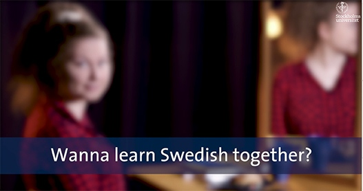 Wanna learn Swedish together?