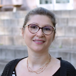 Eleonora Mussino. Photo: Leila Zoubir/Stockholm University