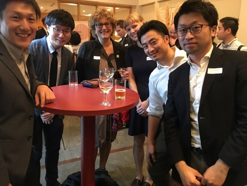 Alumni Reception in Tokyo on October 9 2018