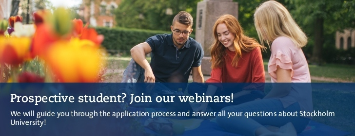 You are welcome to join our webinars!