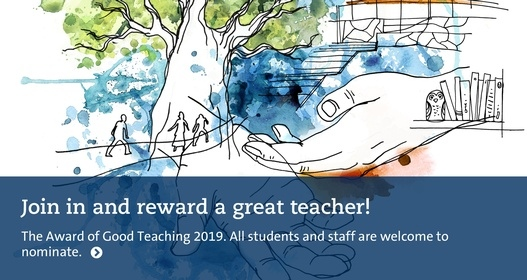 Who do you think should be given an award for good teaching? Illustration: SaraMara