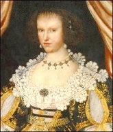 Anna Wazówna (Anna Vasa). Unknown Polish court painter [Public domain]