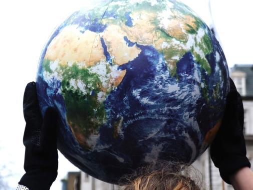 Ny kurs vill bidra till lösningar på klimatkrisen. Foto: Jason/Flickr cc