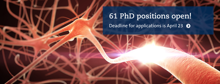 Faculty of Science announces 61 PhD positions. Mostphotos